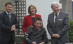 Conor Dillon's Caring & Sharing Story