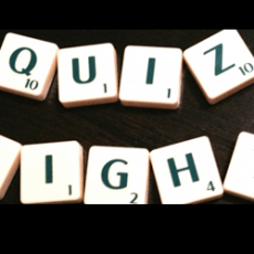 Table Quiz – Tues Mar 13th