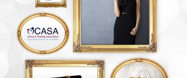 Dress up for CASA Raffle Winners!