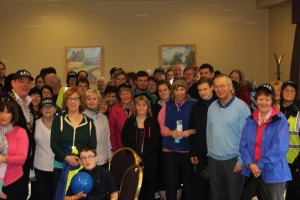 Walk to Remember group participants photo