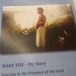 New Book from Mary Fox