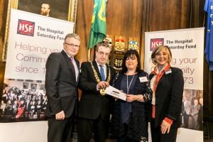 Twenty-nine Irish charities receive donations from The Hospital Saturday Fund