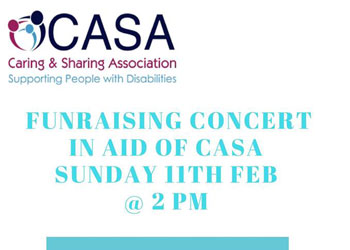 CASA Fundraising Concert